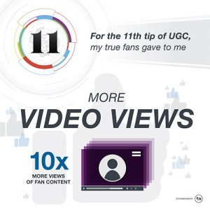 Thismoment's 12 Tips of UGC - Day 11 user-generated content insight