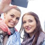 selfies into sales