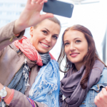 Turning Selfies into sales