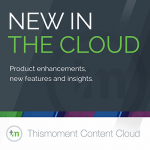 Content Cloud Updates